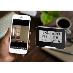 HD Weather Clock WiFi...